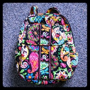 Disney Mickey Mouse Vera Bradley backpack